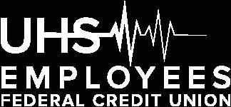 UHS logo white